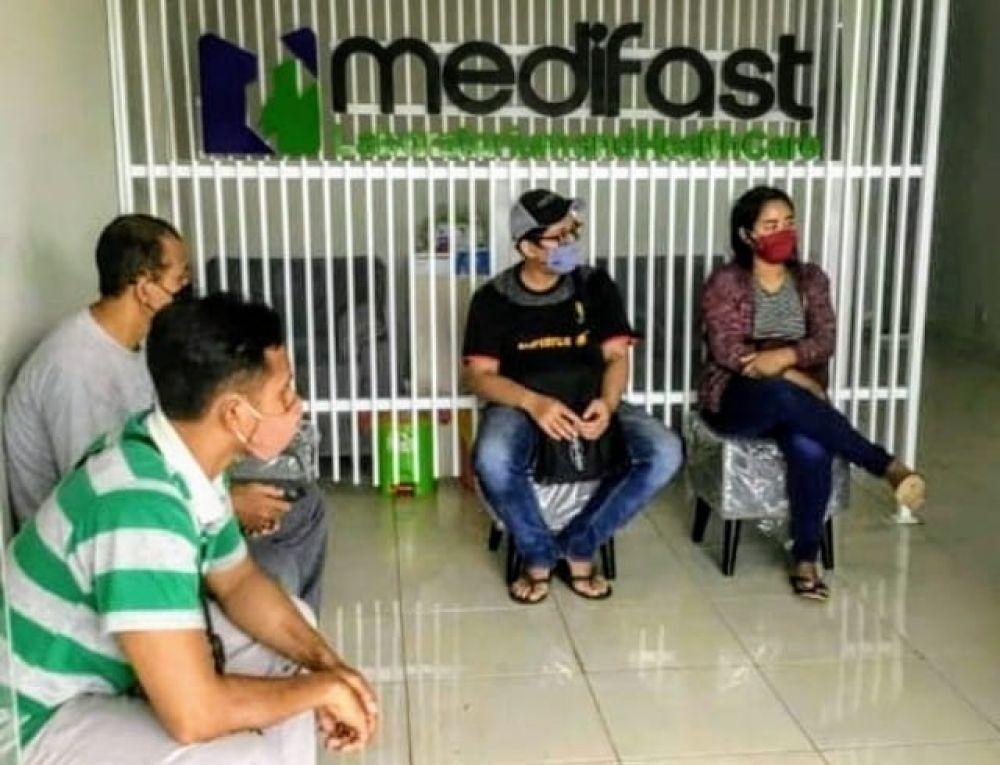 Medifast Laboratorium Terima Home Service untuk Rapid Tes Covid-19