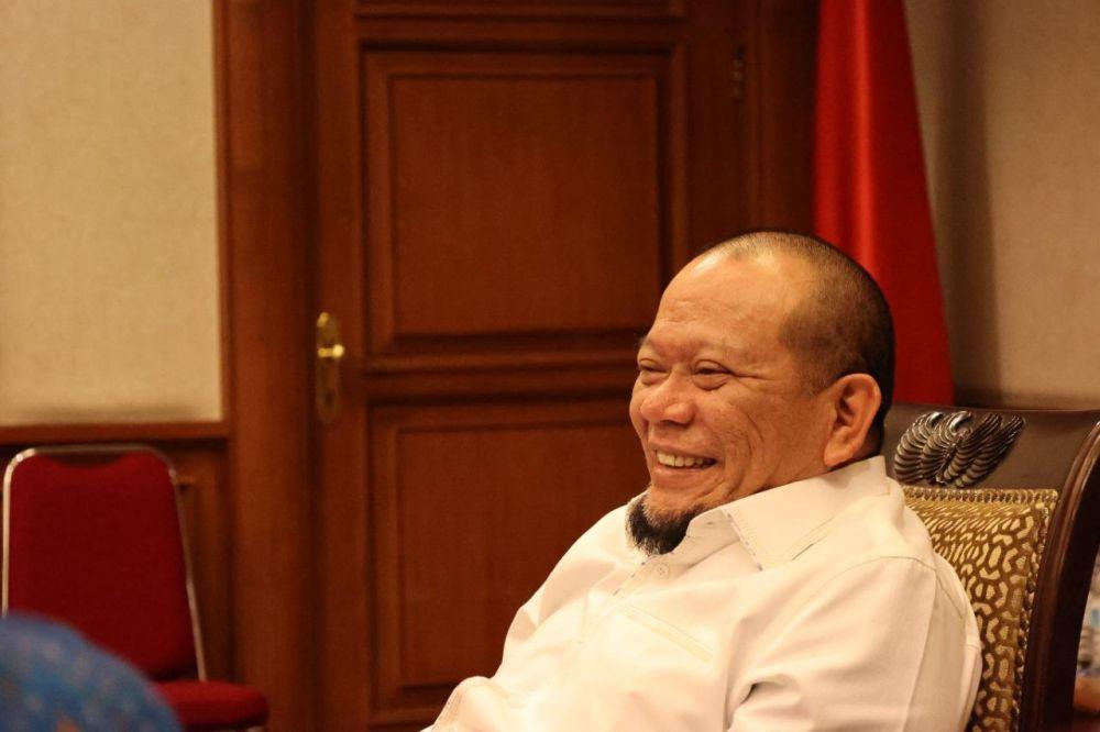 Ketua DPD RI: Keluarga Berperan Penting untuk Cegah Penularan Covid-19