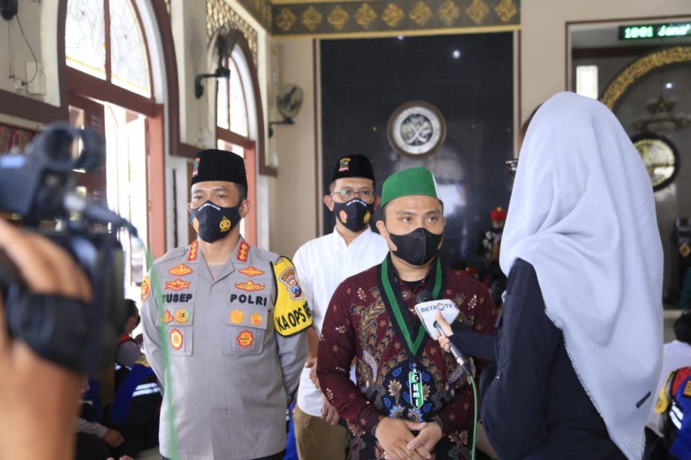 Elemen Mahasiswa Surabaya Gelar Aksi Tausiyah Kebangsaan