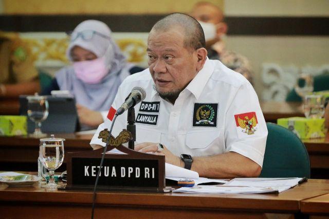 DPD RI Siap Wujudkan Harapan 21 Provinsi Penghasil Sawit