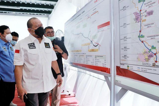 AA LaNyalla Ingatkan Pertamina Rokan Jangan Berdalih Gross Split
