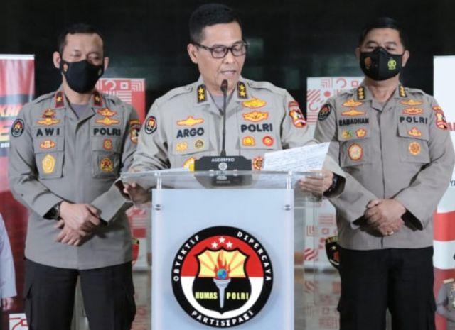 Irjen Pol Fadil Imran Jabat Kapolda Metro Jaya