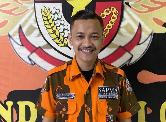 Pilwali Serasa Pemilihan Ketua Partai, SAPMA PP Surabaya Angkat Bicara
