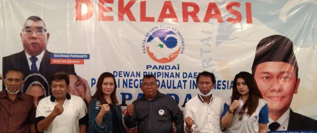 Partai PANDAI Gelar Deklarasi ke 2 di Surabaya