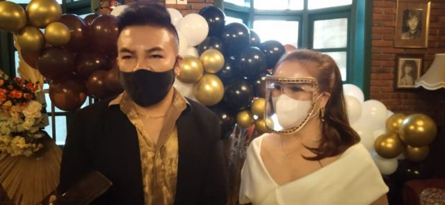 Pengusaha Ben Gun Birthday Party dengan Prokes Ketat