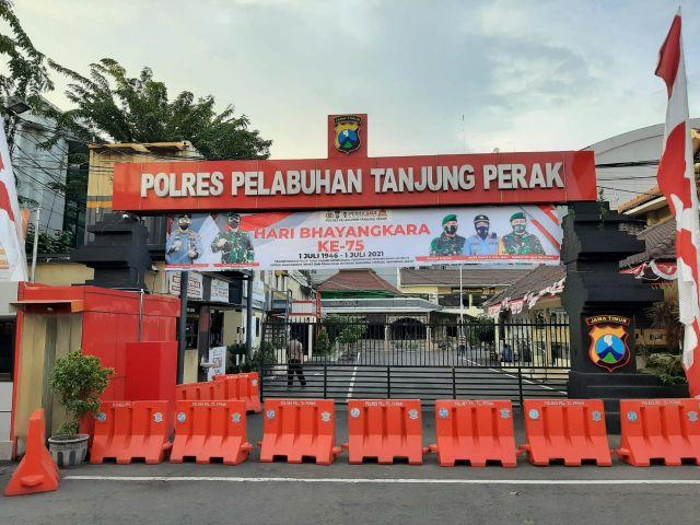 Kasat Narkoba Polres Tanjung Perak Pastikan Tudingan Uang Tebusan Hoax