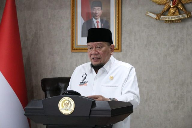 Ketua DPD RI Berharap Bantuan ke UMKM Tepat Sasaran dan Tanpa Potongan