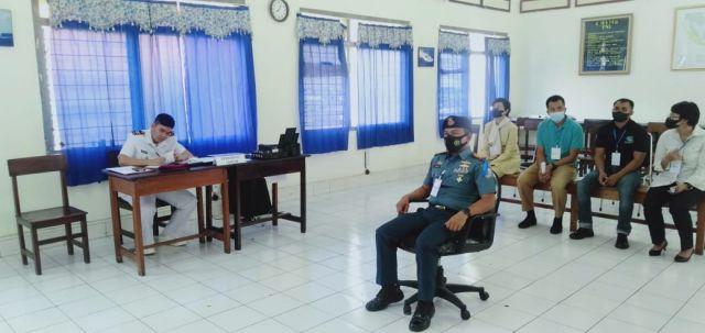 Pandemi Covid Bukan Halangan Pasis Dikspespa Hukum Kodiklat TNI AL