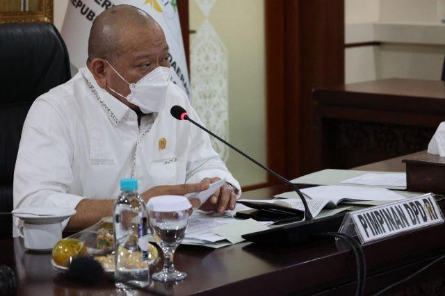 LaNyalla Sorot Penanganan Covid-19 di Luar Jawa-Bali, Kasus Meningkat