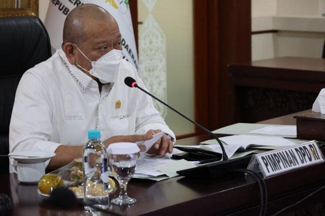 Ketua DPD RI Dorong Pemberian Insentif untuk Sopir Angkutan Umum