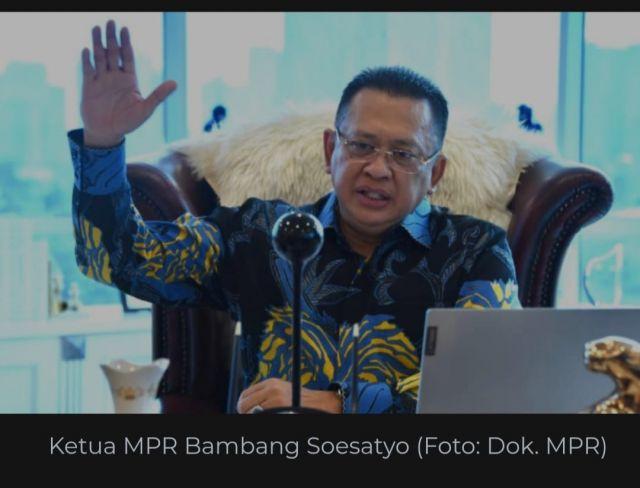 Indonesia Rawan Ancaman Kejahatan Sistematik, Pesan Bamsoet