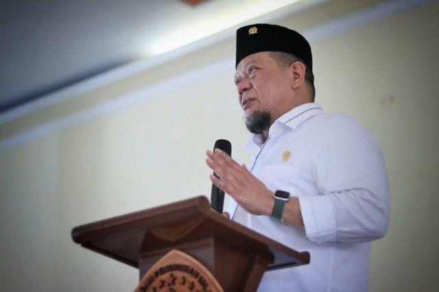 Ketua DPD RI Kecam Aksi Smackdown Polisi Terhadap Mahasiswa Tangerang