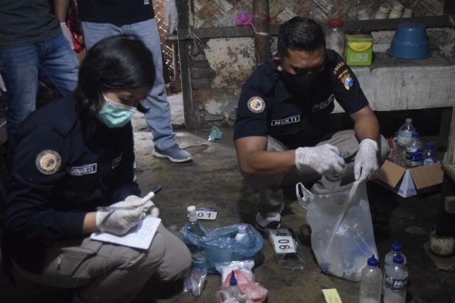 Produsen Sabu Berhasil Dibongkar Satresnarkoba Polres Lumajang