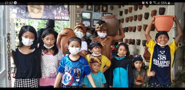 Festival Lempung Agung Gairahkan Kerajinan Grabah Kampung Penanggungan
