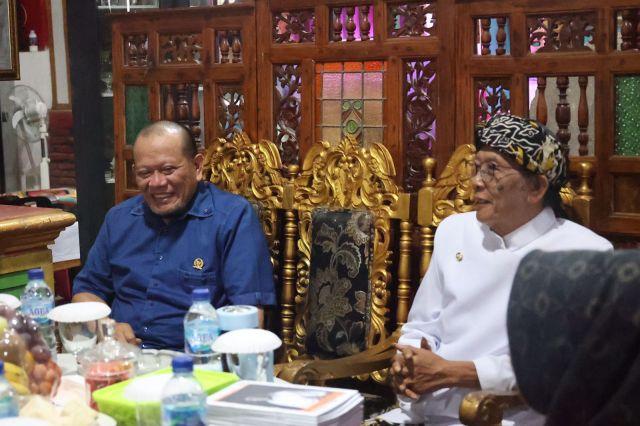 Ketua DPD RI: Pentingnya Koreksi Arah Perjalanan Bangsa ke Depan