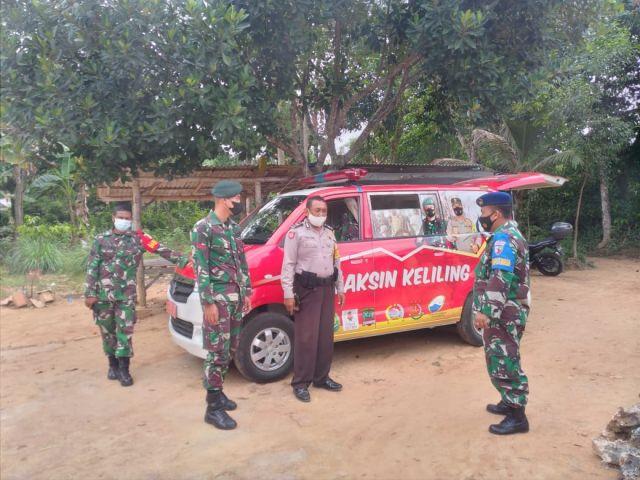 Kecamatan Burneh Bangkalan Optimalkan Pelayanan Vaksin ke Masyarakat