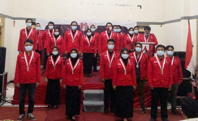 DPP GMNI Lantik Pengurus DPC GMNI Surabaya